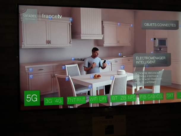 Smart City et 5G