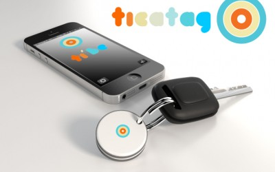 Ticatag, la startup Bluetooth Low Energy