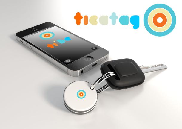 Ticatag, la startup Bluetooth Low Energy