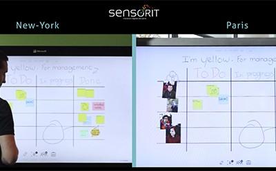 Yellow, l'interaction digitale au service des réunions