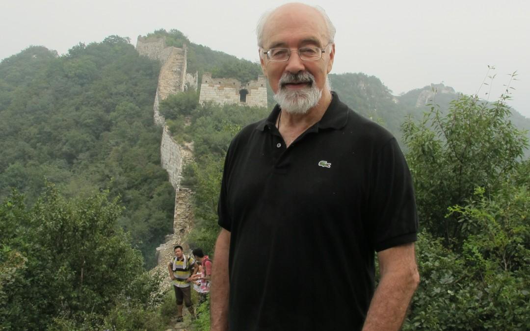 Si j'étais Winch5, portrait Chinois de Francis Pisani
