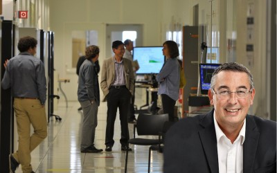 At the heart of Bell Labs and open innovation