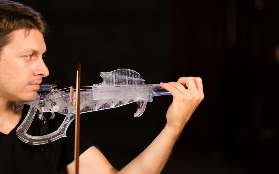 3Dvarius, du rêve à la réalisation du premier violon imprimé en 3D